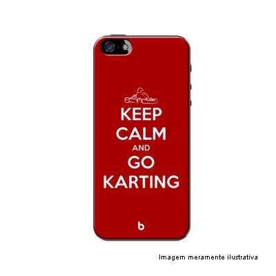 Capinha Keep Calm Go Karting