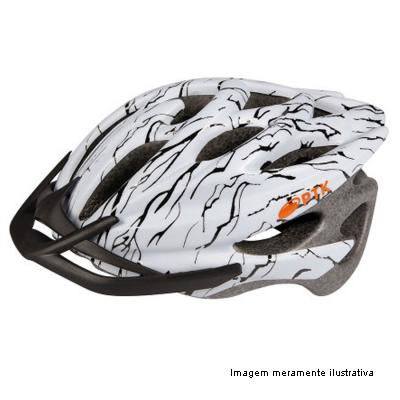 Capacete Ciclismo Bike Adulto Runner PTK