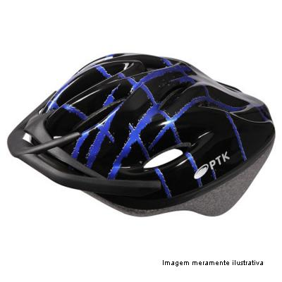 Capacete Ciclismo Bike Podium Adulto PTK